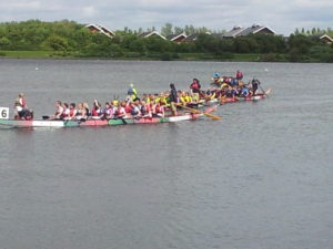 MK50 Dragon Boat Festival @ willen lake | England | United Kingdom